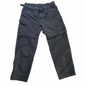 THE NORTH FACE Gray Paramount Convertible Pants L